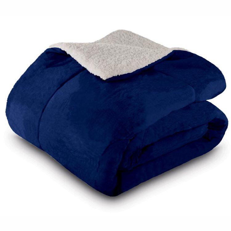 Cobertor Queen Dupla Face Royal
