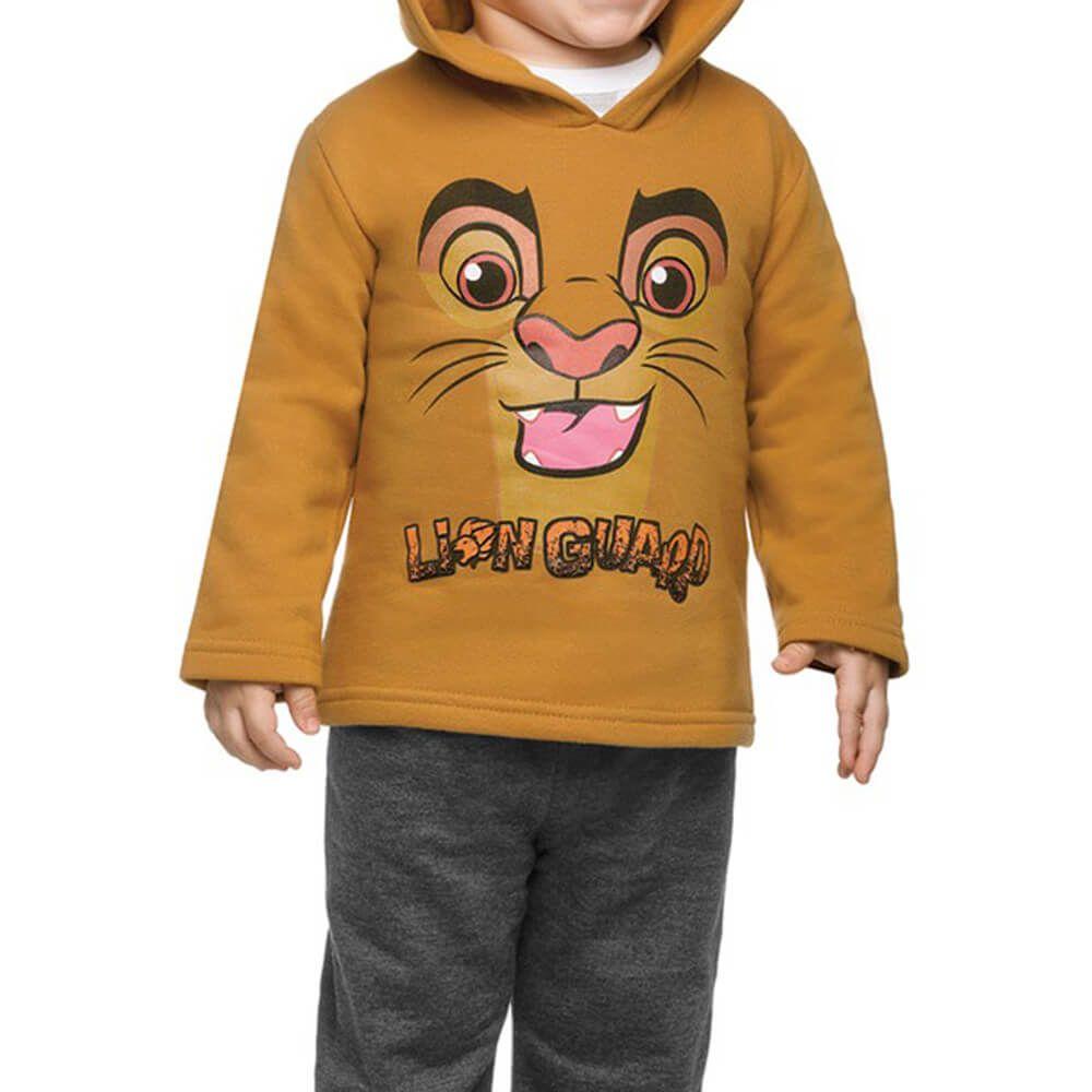 Conjunto Bebê Guarda Leão