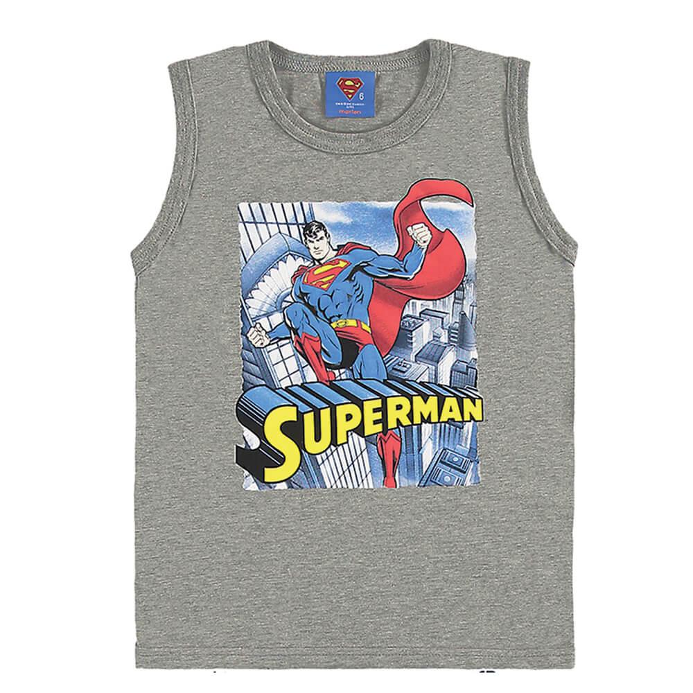 Conjunto Bebe Menino Super Homem
