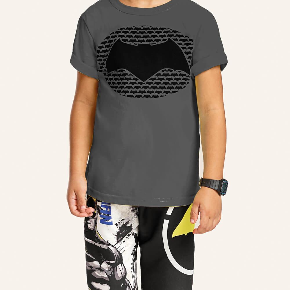 Conjunto Infantil Menino Batman