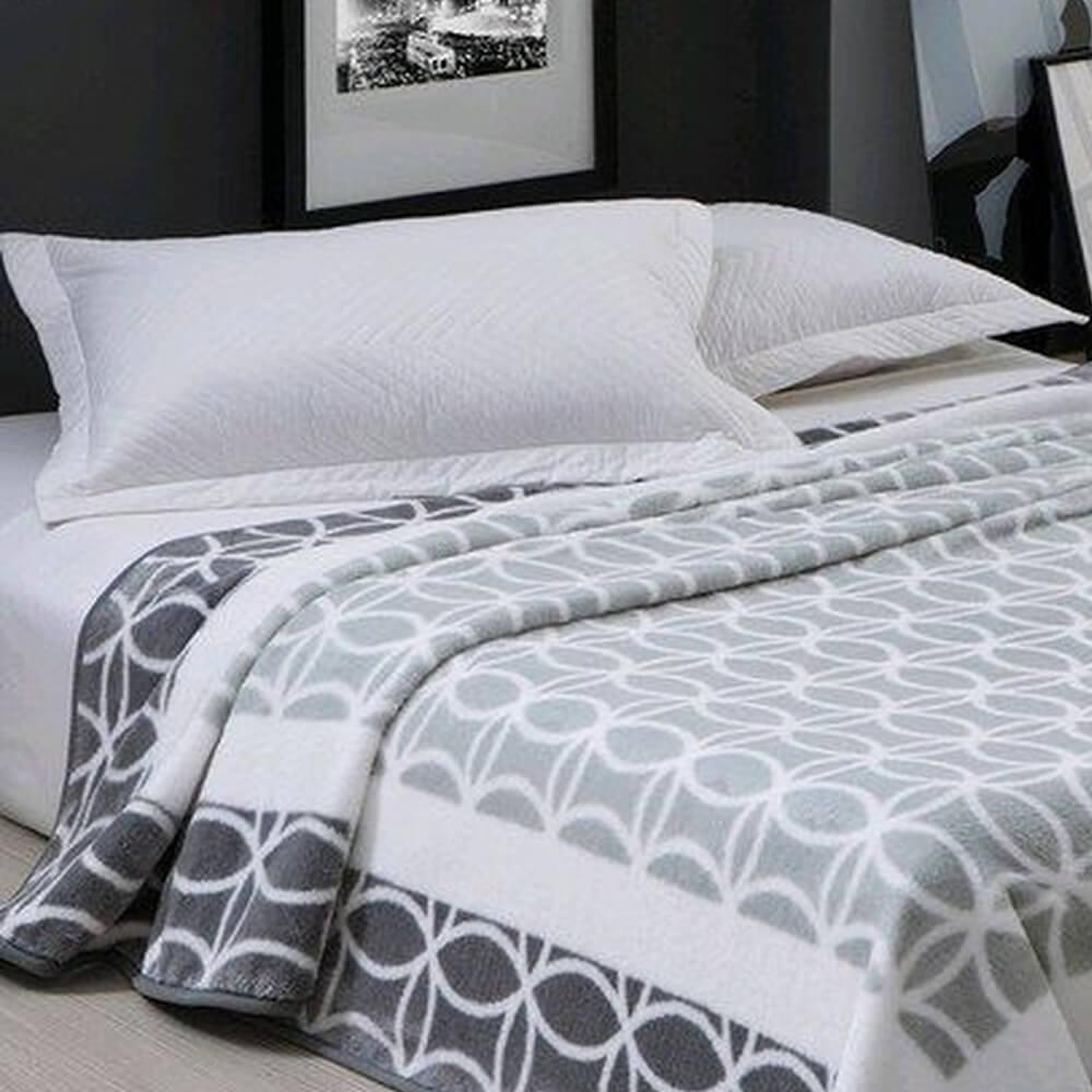 Cobertor Casal Home Design Marvin