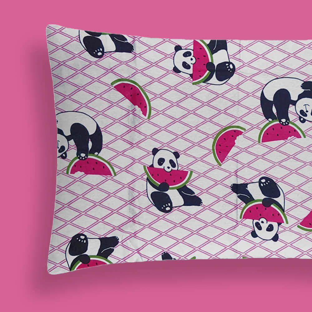 Fronha Infantil Portal Play Panda