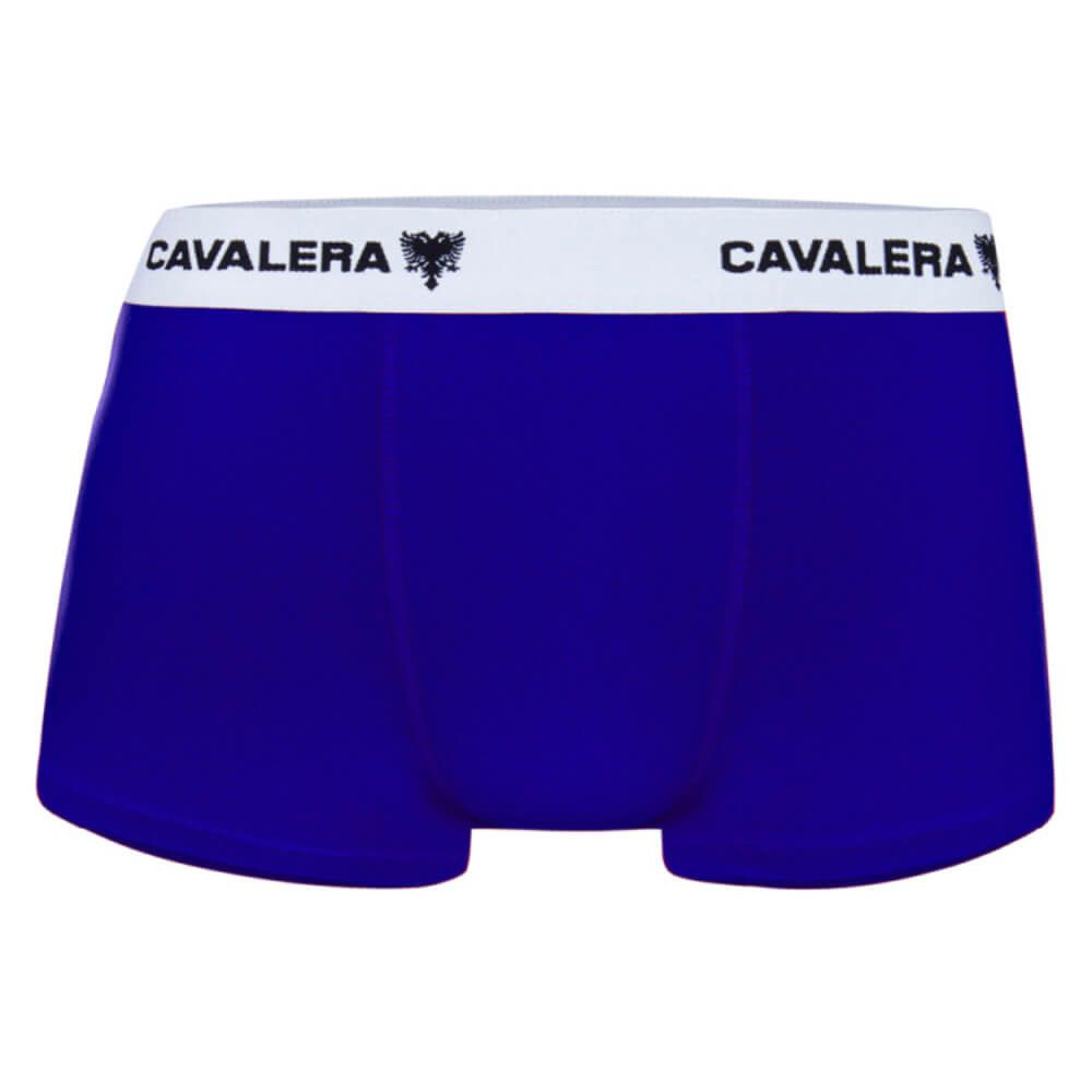 Cueca Boxer Masculina Cavalera Colors Azul