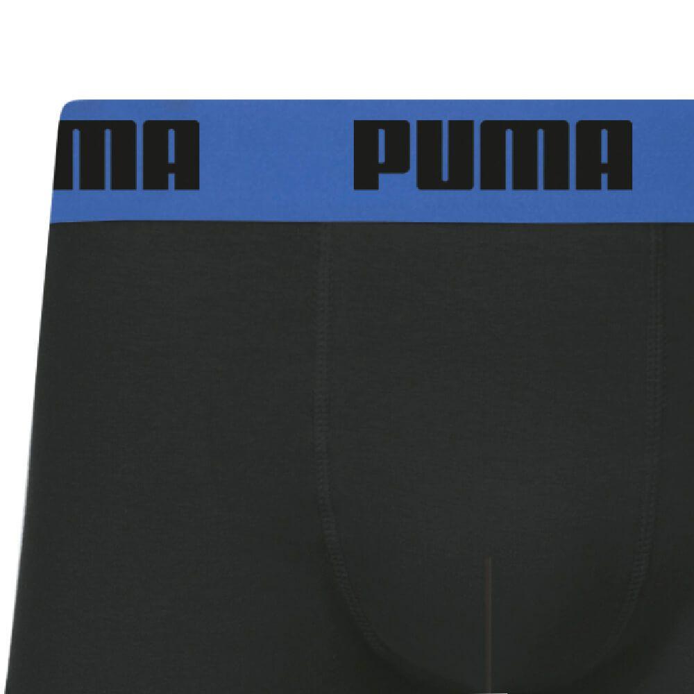 Cueca Boxer Puma Sunga Algodão Preta