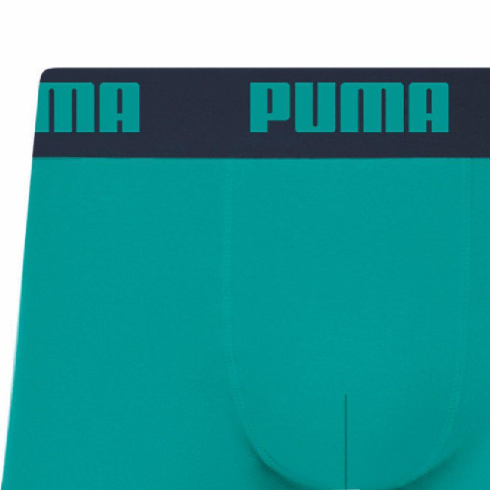 Cueca Boxer Puma Sunga Algodão Verde