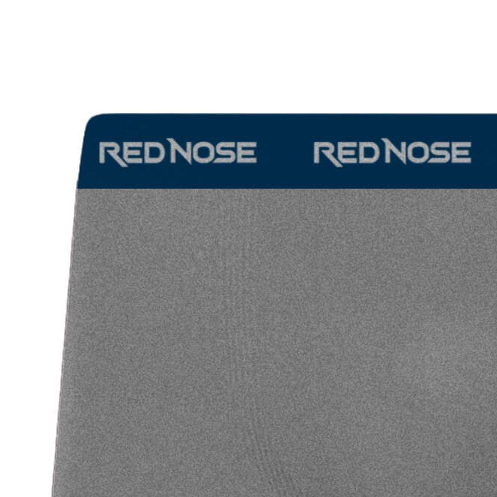 Cueca Boxer Red Nose Microfibra Cinza