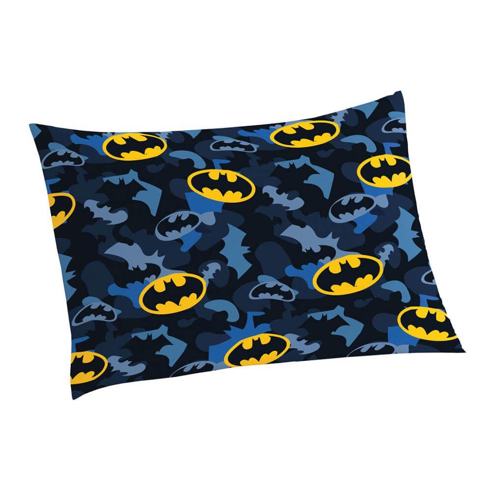 Fronha Infantil Avulsa Microfibra Batman