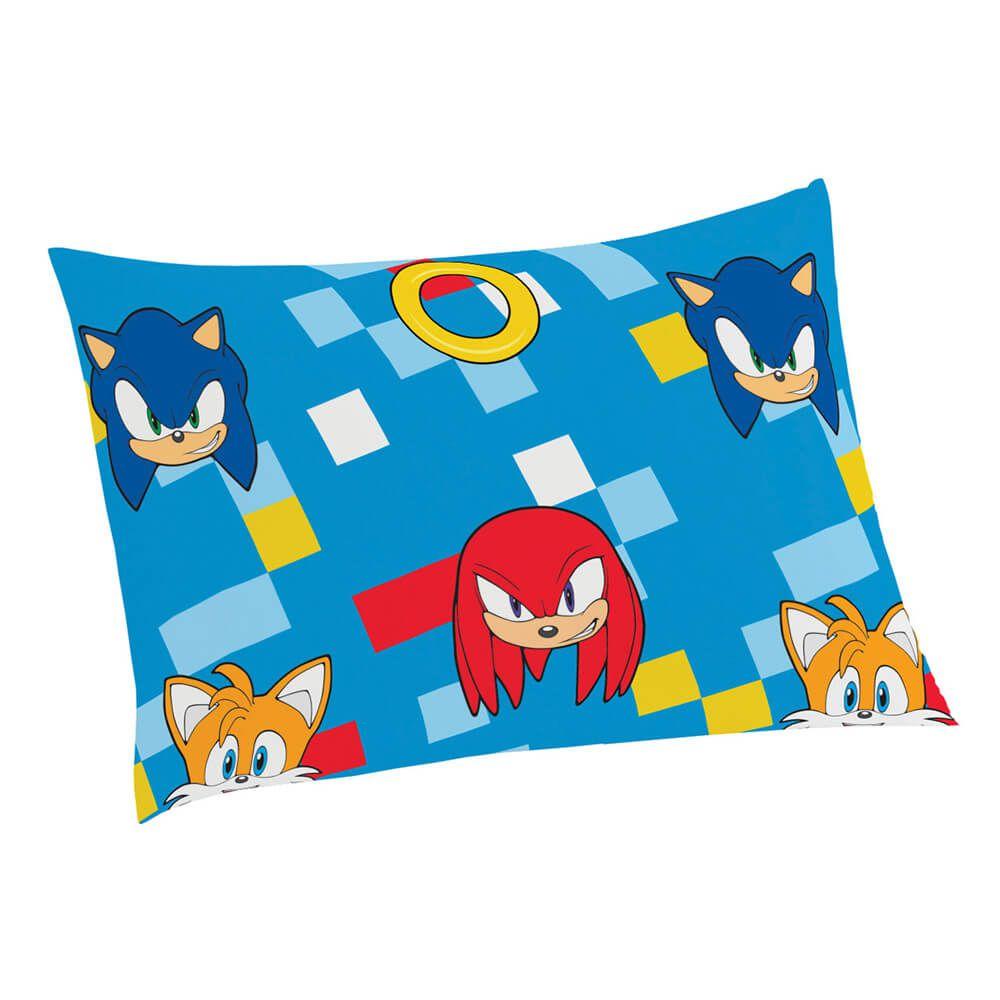 Fronha Infantil Avulsa Microfibra Sonic
