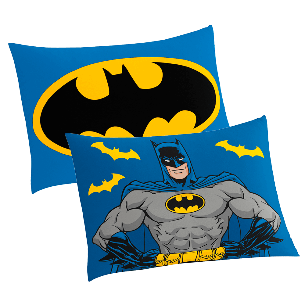 Fronha Infantil Batman