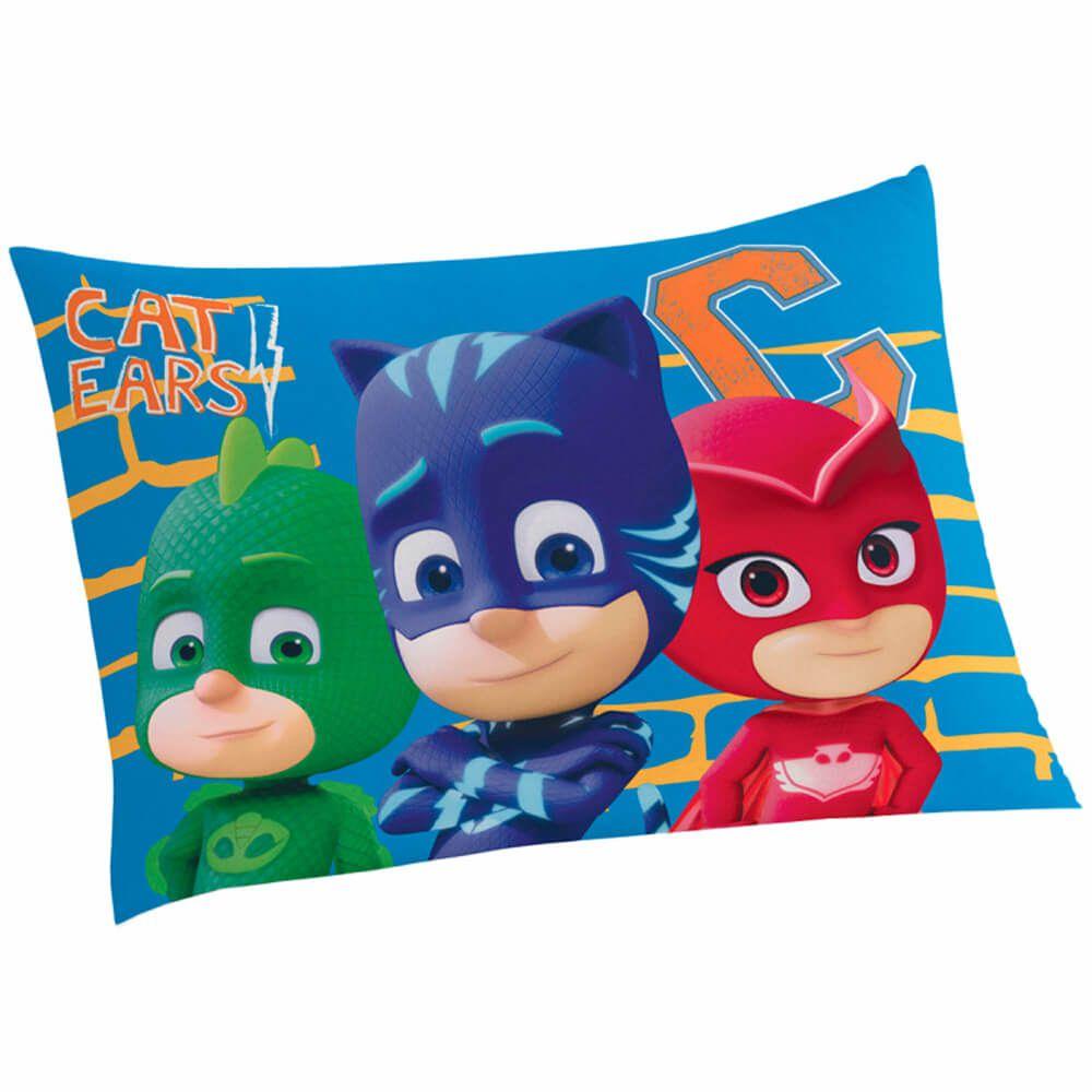 Fronha Infantil PJ Masks