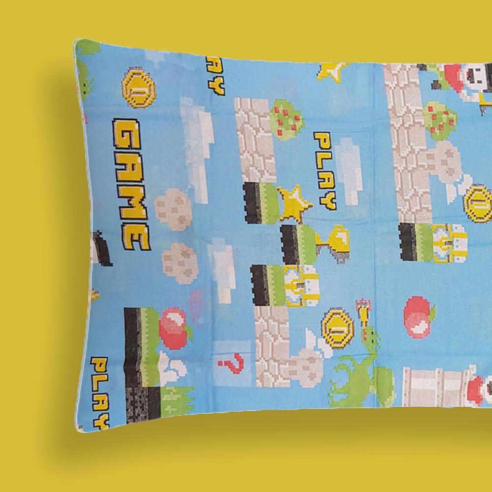 Fronha Infantil Portal Play Game
