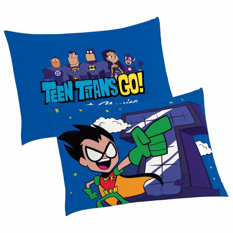 Fronha Infantil Lepper Avulsa Teen Titans