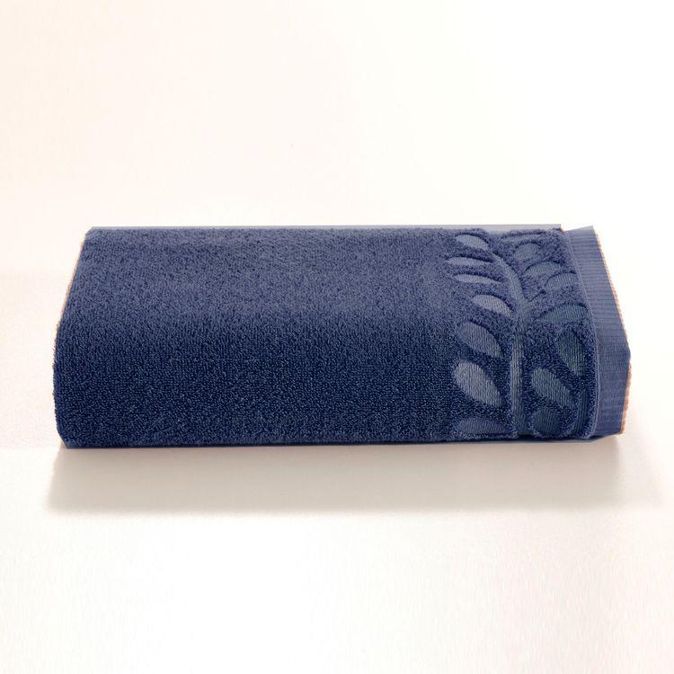 Jogo de Banho Artex Gramado Fio Penteado Azul