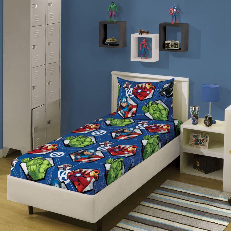 0b91397488 casa jogo de cama vingadores solteiro lepper kids - Busca na ...