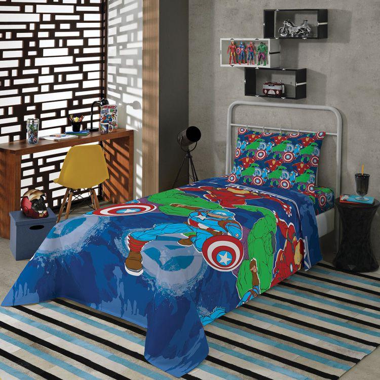e3442db880 produtos jogo de cama vingadores solteiro lepper kids - Busca na ...
