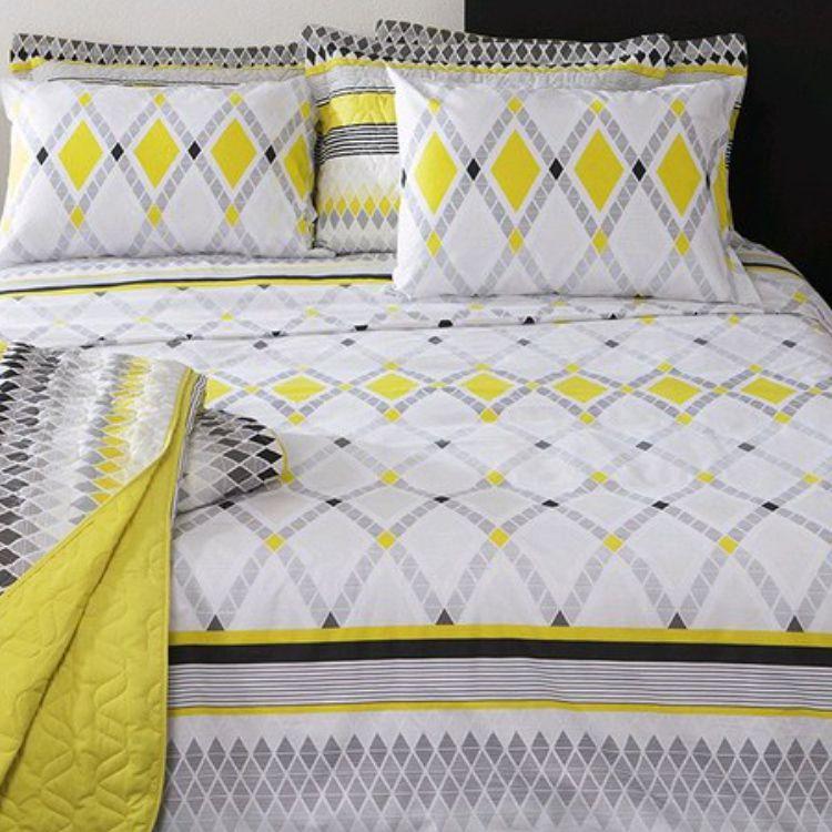 Jogo de Cama Queen Santista Home Design Yve