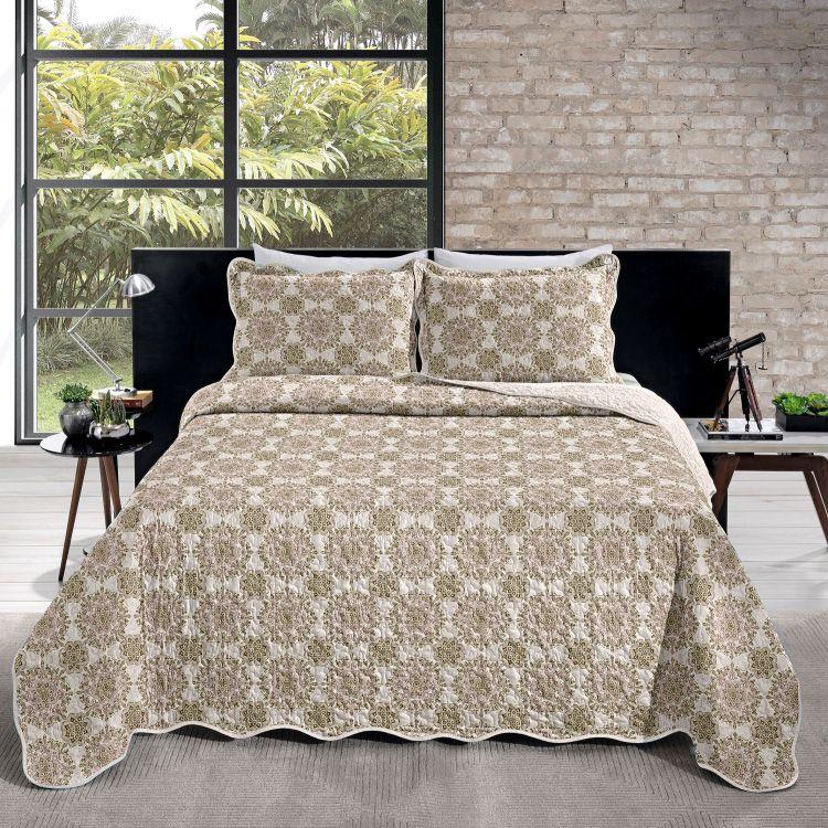 664f5b5989 produtos jogo de cama king santista prata fabricio 150 fios - Colcha ...