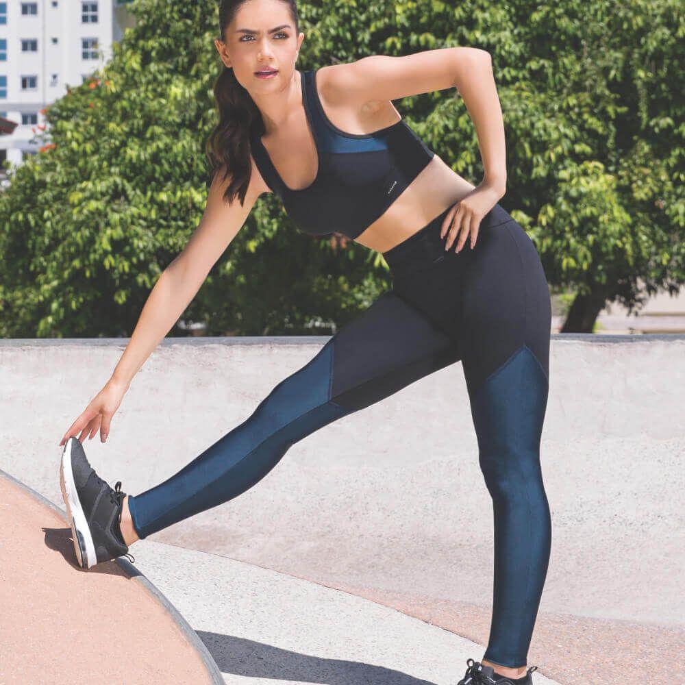 Calça Legging Feminina Suplex Gym
