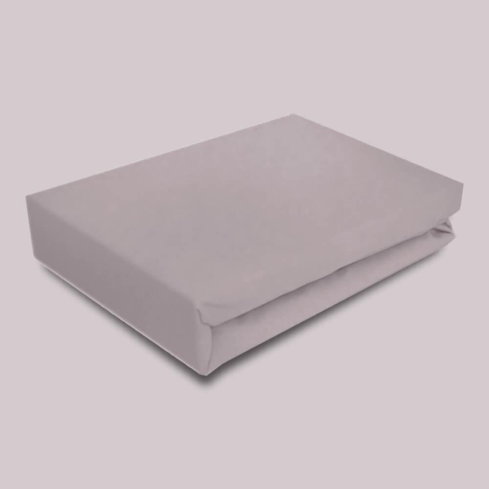 Lençol Casal Avulso 200 Fios Top Confort Lavanda
