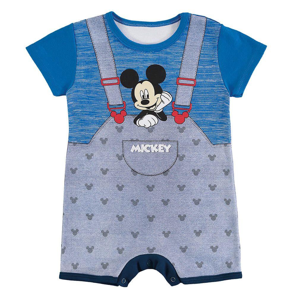 Macacão Bebê Mickey