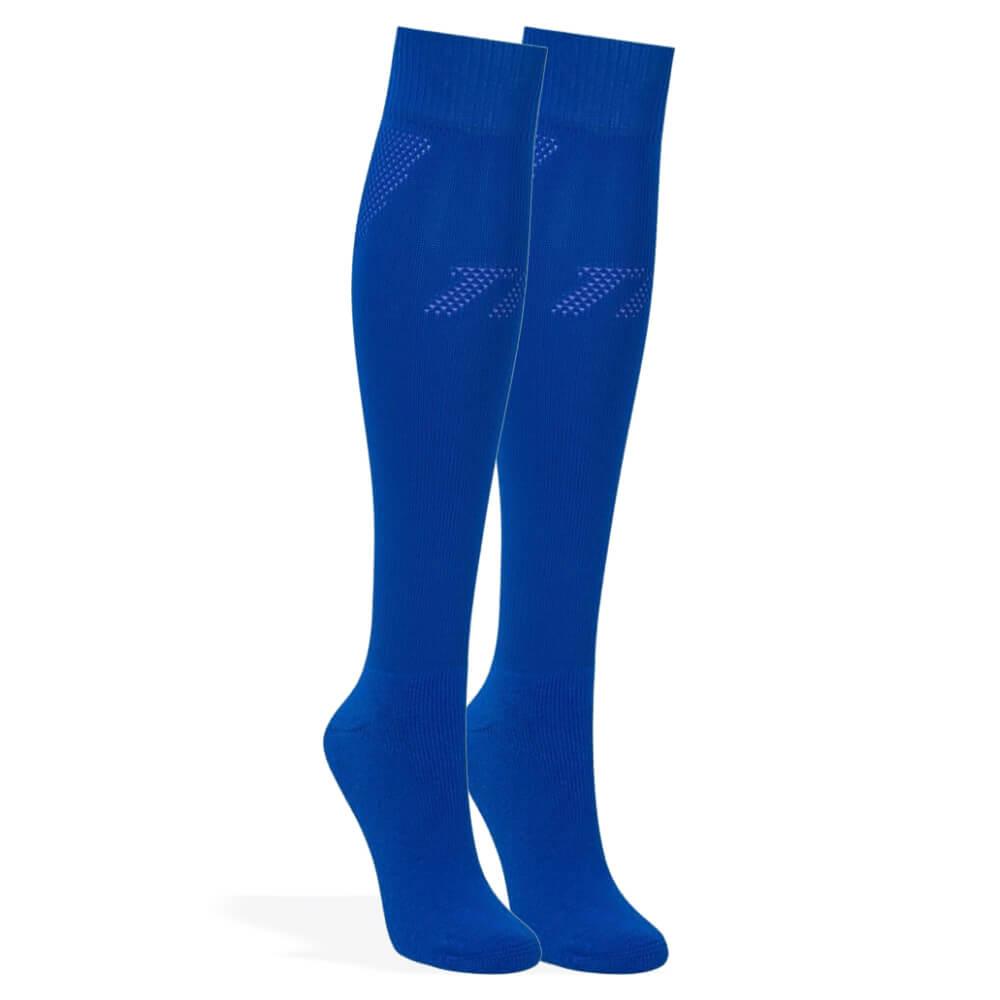 Meia de Futebol Adulto Azul