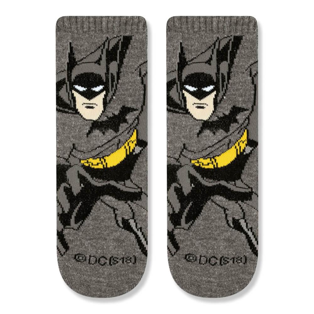 Meia Infantil Menino Batman