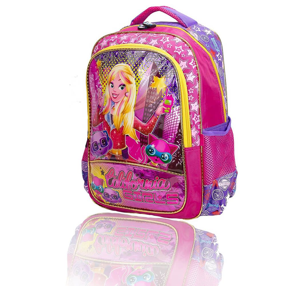 Mochila Infantil California Girls