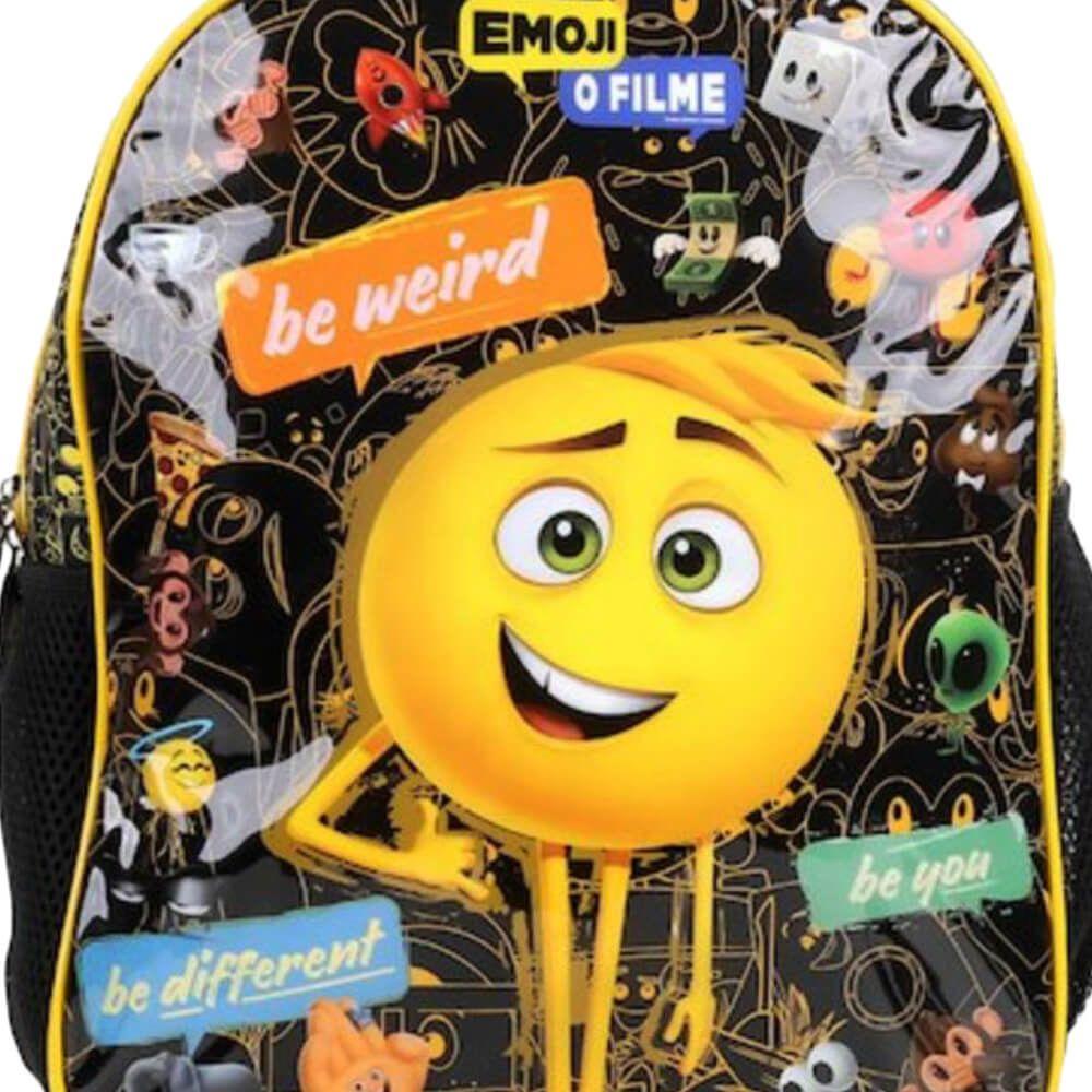 Mochila Infantil Emoji O Filme