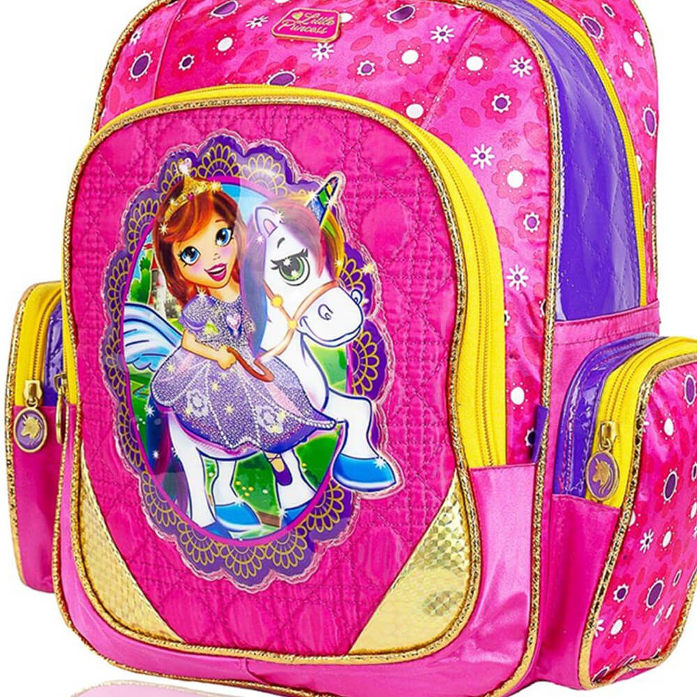 Mochila Infantil Little Princess