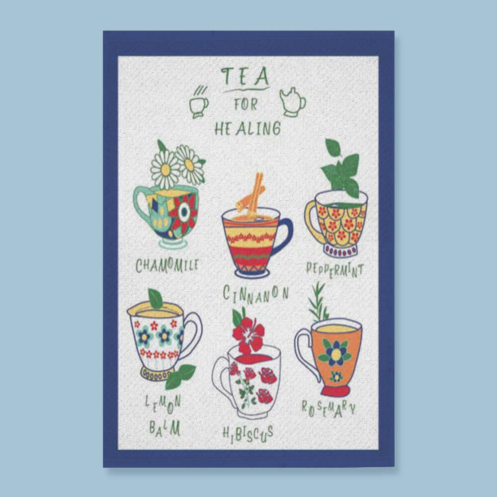 Pano de Prato Advance Chá