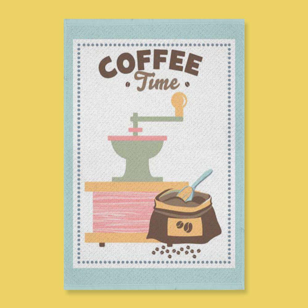 Pano de Prato Advance Coffe Time