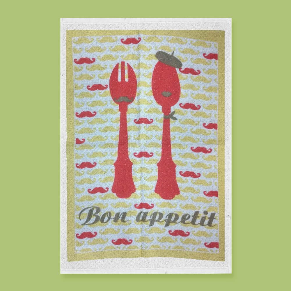 Pano de Prato Bom Pano Bon Appetit