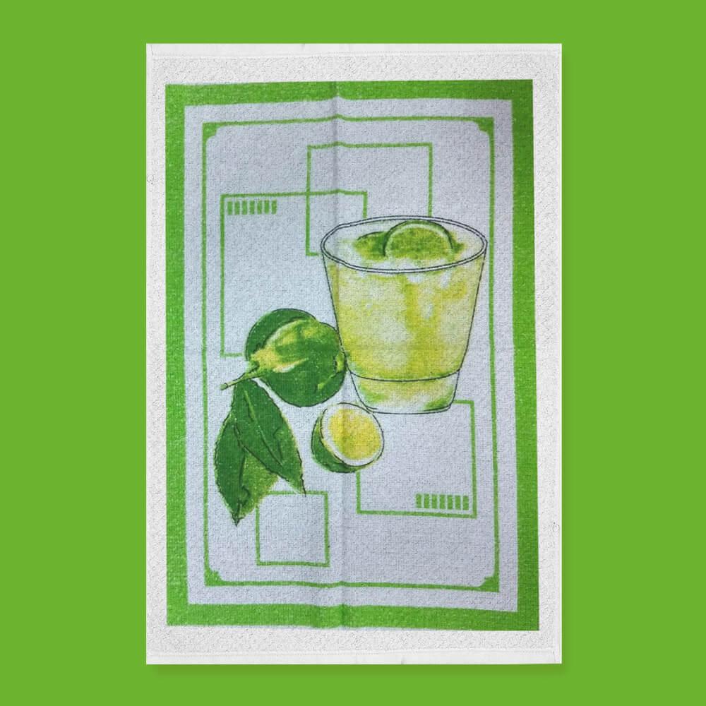 Pano de Prato Bom Pano Limonada