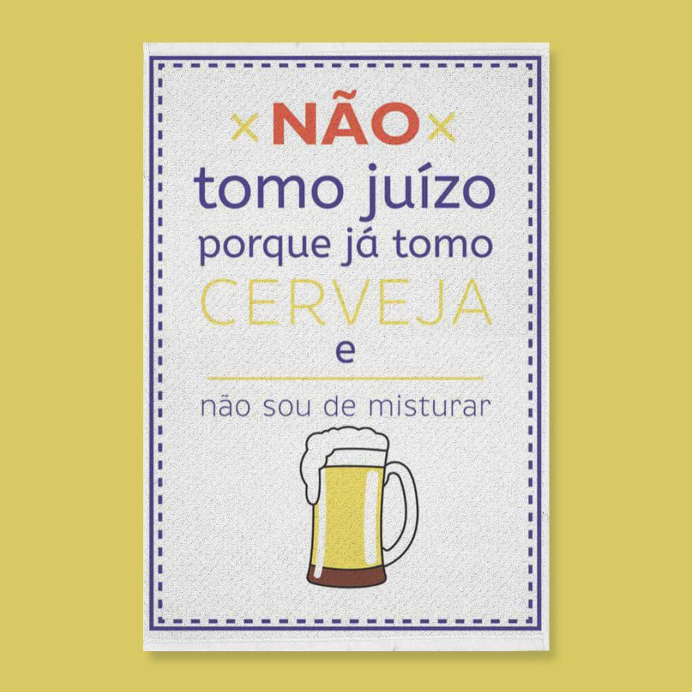 Pano de Prato Dizeres Cerveja