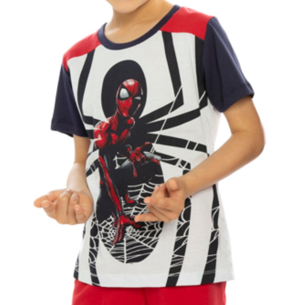 Pijama Infantil Homem Aranha