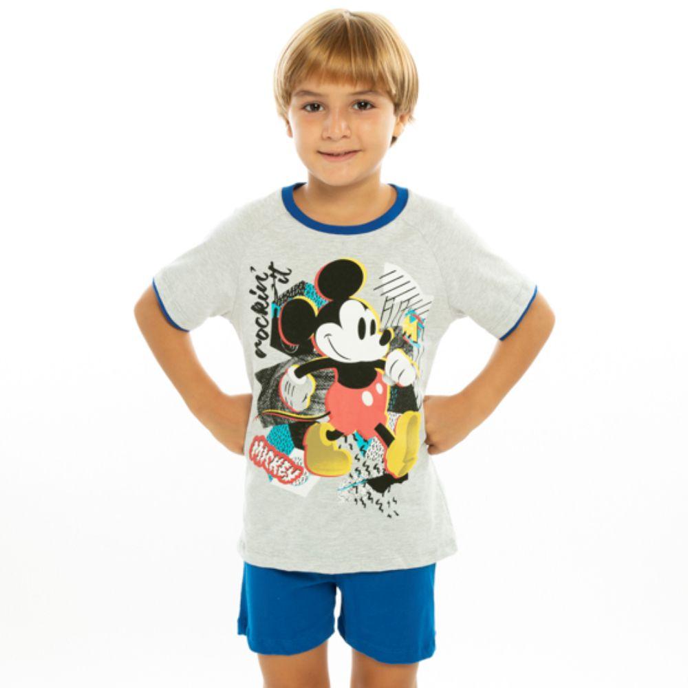 Pijama Infantil Mickey Rockin It