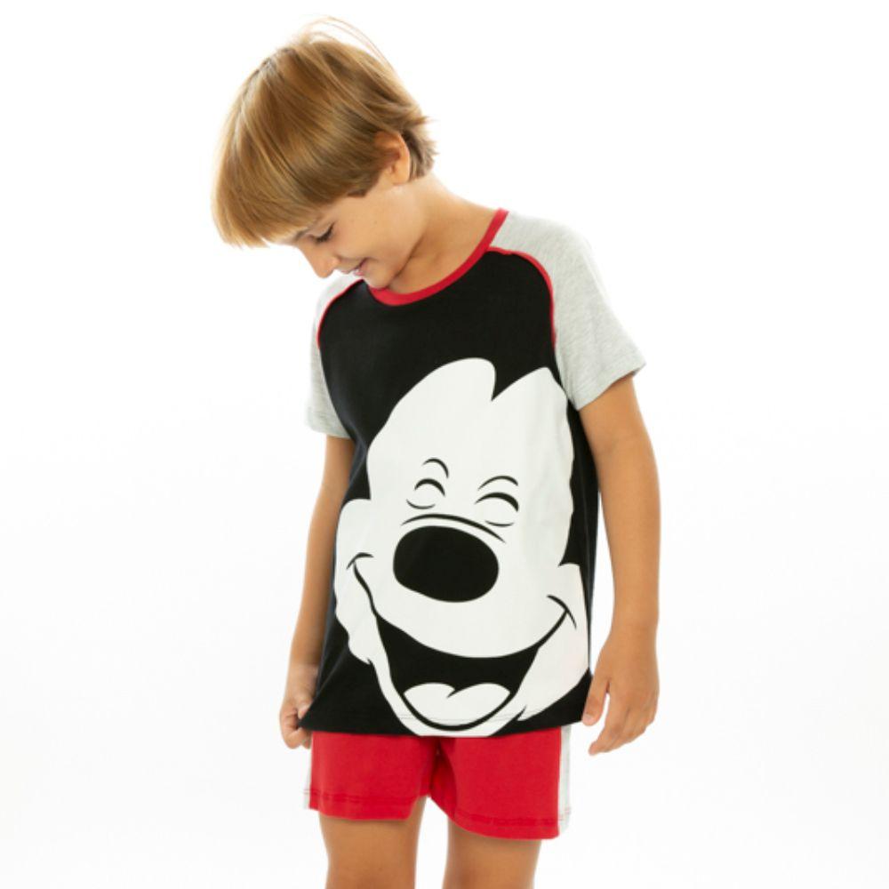 Pijama Infantil Mickey Smile