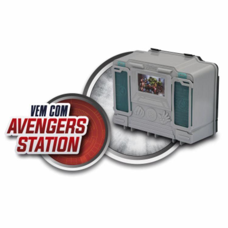 Sandália Avengers Station Grendene Kids