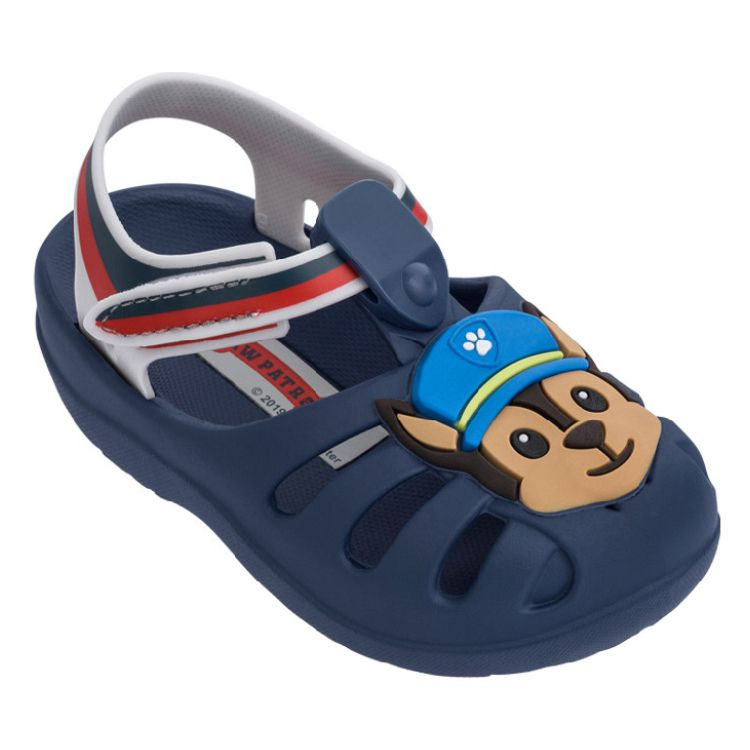 8ee9c157fe6 roupa infantil roupa menino calcados sandalia patrulha canina ...