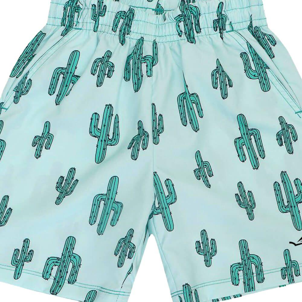 Shorts Masculino Cacto Piscina