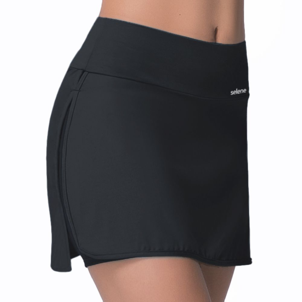 Shorts Saia Feminina Suplex Fit