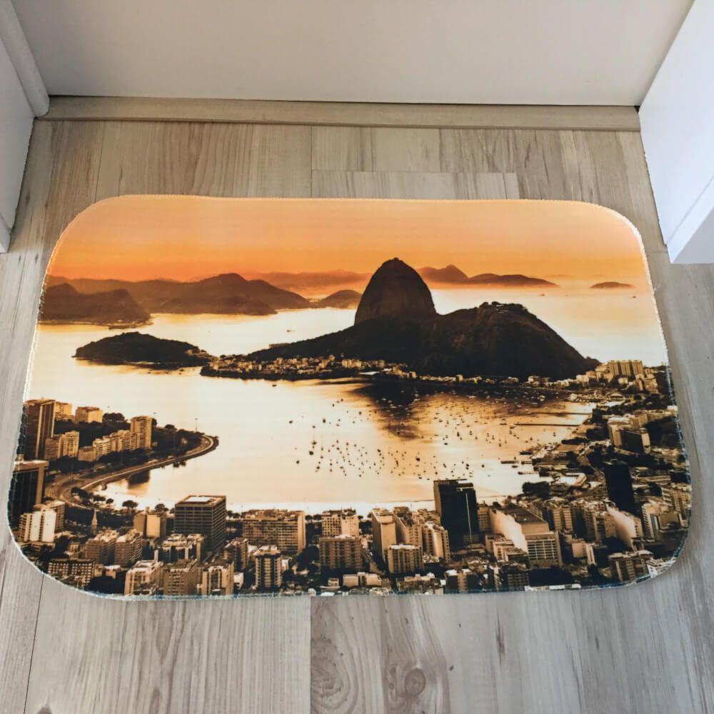 Tapete de Porta Transfer Rio de Janeiro