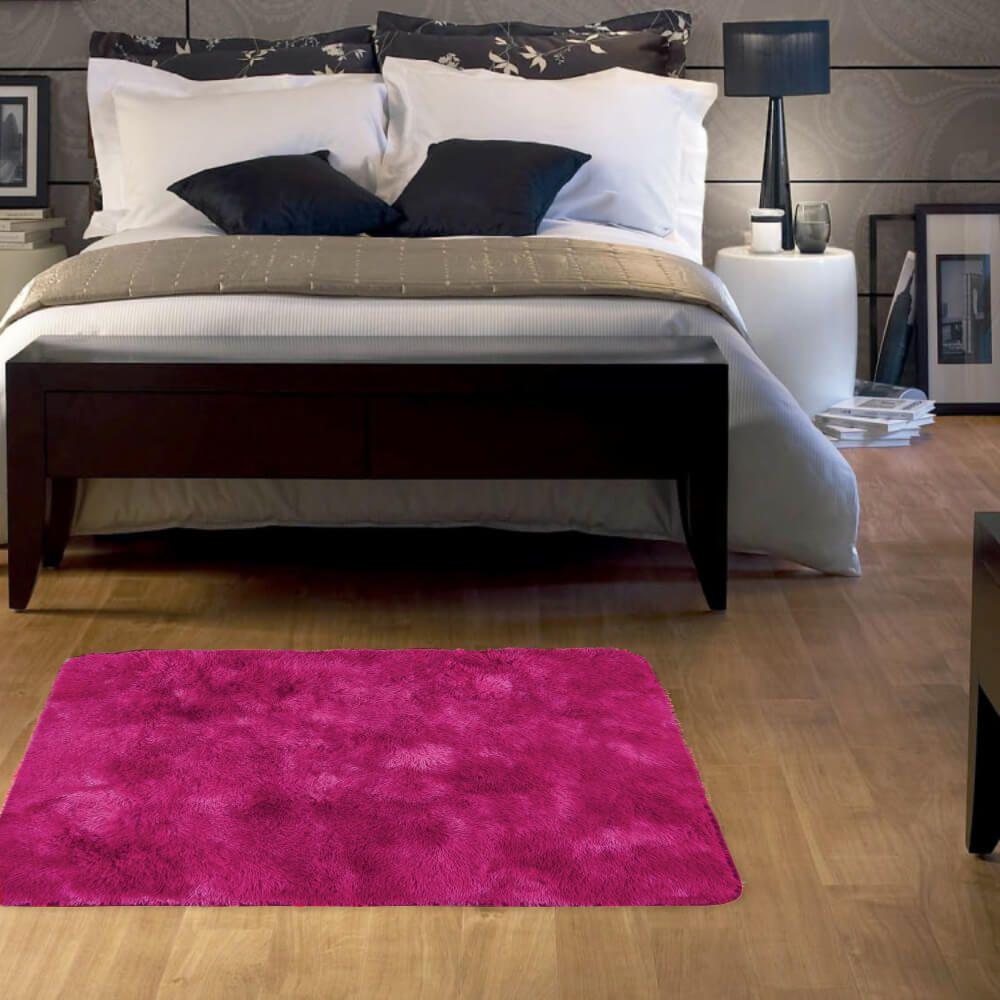 Tapete de Quarto Moscou 40 cm x 60 cm Pink
