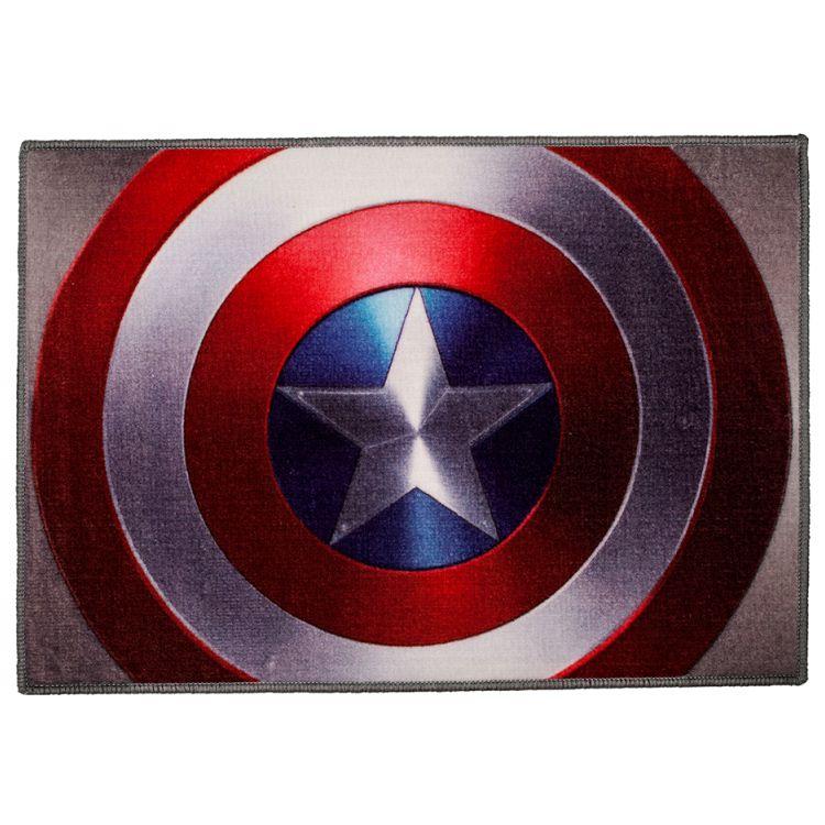 Tapete Infantil Capitão América