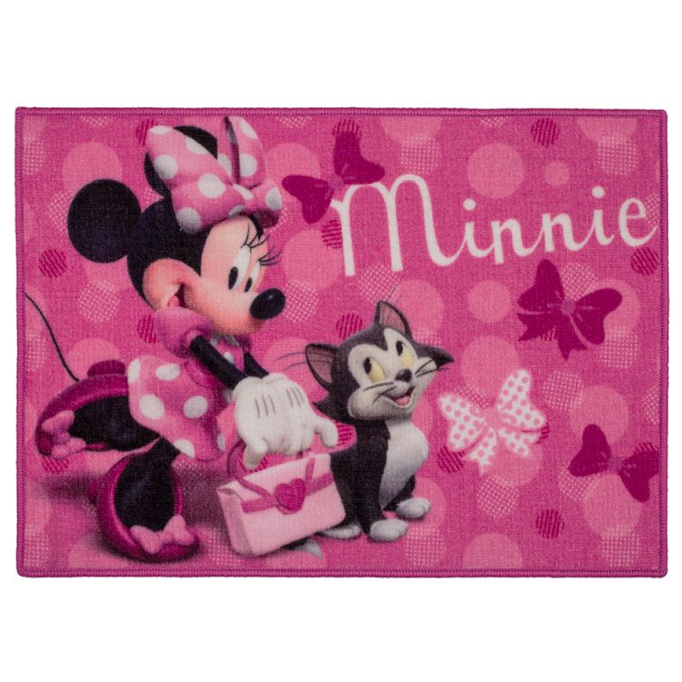Tapete Infantil Minnie