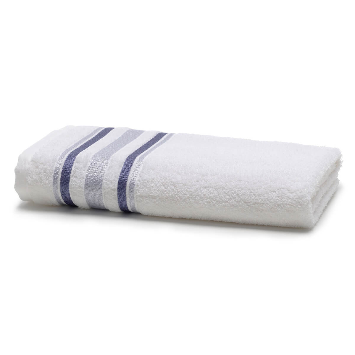 Toalha de Banho 100% Algodão Felpuda Serena Branca