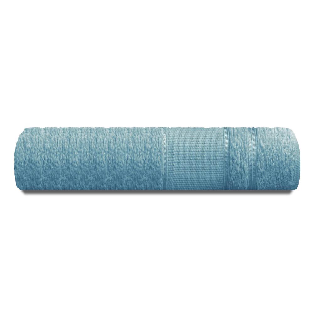 Toalha de Banho Canvas Azul