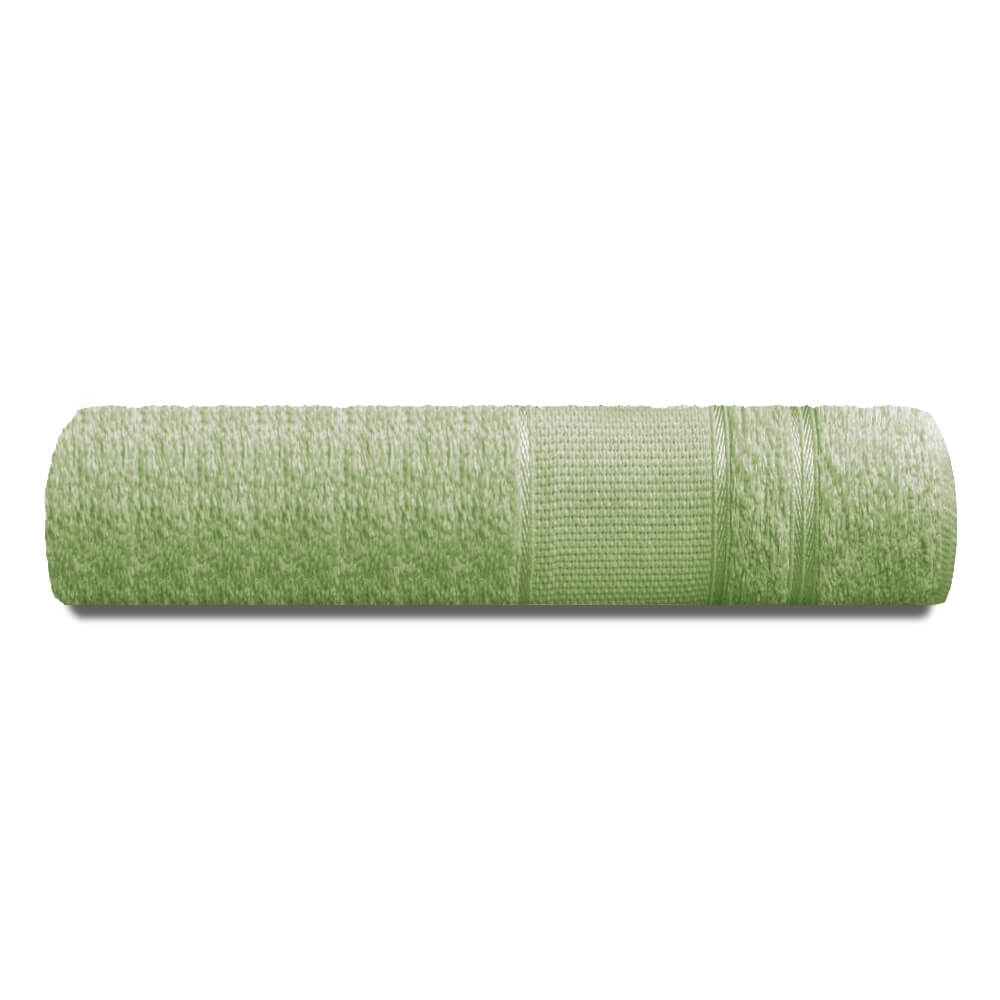 Toalha de Banho Canvas Verde