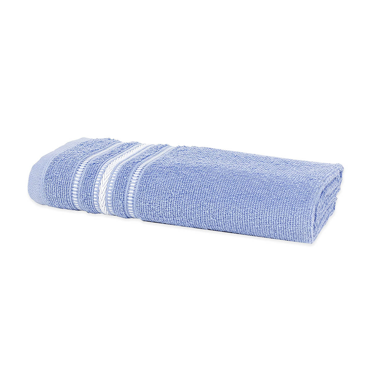 Toalha de Banho Enxuta Aquarela Azul