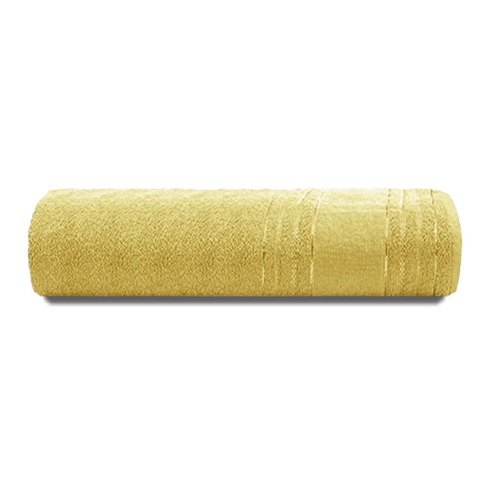 Toalha de Banho Etamine Amarela